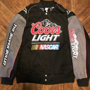 NASCAR racing jacket! 🔥🏎